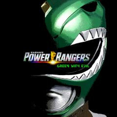 Power Rangers Green with Evil