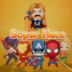 Super Hero Merge