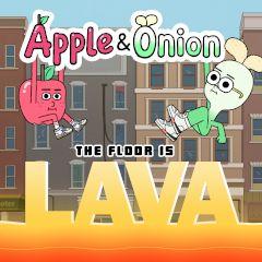 Apple & Onion The Floor is Lava!