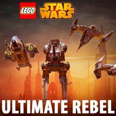 LEGO Star Wars Ultimate Rebel