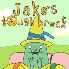 Adventure Time Jake's Tough Break