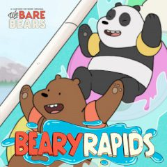 We Bare Bears Beary Rapids