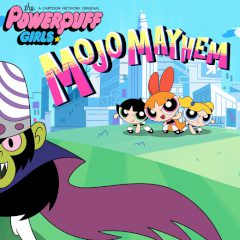 The Powerpuff Girls Mojo Mayhem