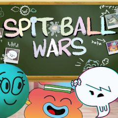 Gumball Spit Ball Wars