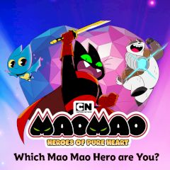 Which Mao Mao Hero are You?