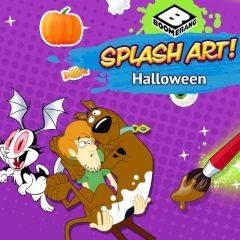 Splash Art! Halloween