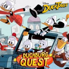 Ducktales Duckburg Quest