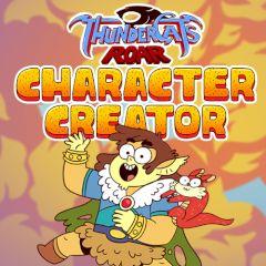 ThunderCats Roar Character Creator