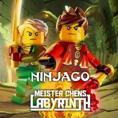 Ninjago Meister Chens Labyrinth