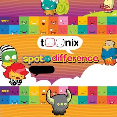 Toonix Spot the Difference