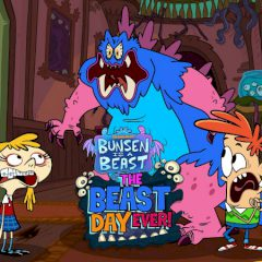 Bunsen is a Beast The Beast Day Ever!