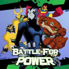 Ben 10 Omniverse Battle for Power