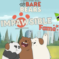 We Bare Bears Impawsible Fame