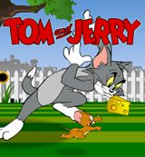 Tom And Jerry. Mouse About The House