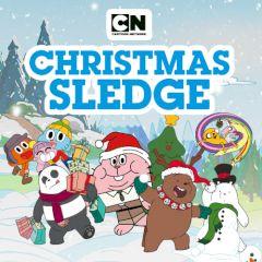 Gumball Christmas Sledge