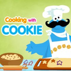 Sesame Street Cooking with Cookie